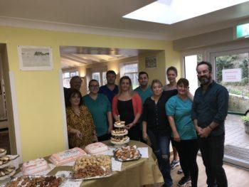 Clifden House care team
